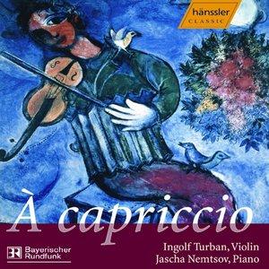 Imagen de 'Paganini / Achron: 24 Caprices (Excerpts) / Achron: Suite Bizarre'