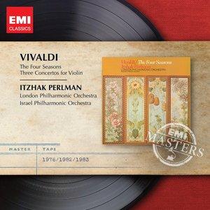 Imagem de 'Vivaldi: The Four Seasons - 3 Concertos for Violin'