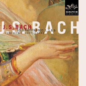 Image for 'Bach: Harpsichord Partitas Nos. 3, 5 & 6'
