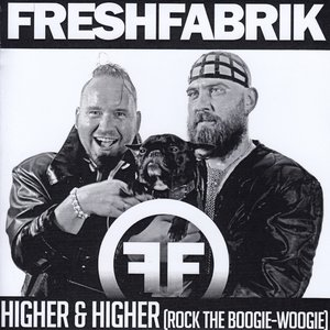 Image for 'Higher & Higher (Rock The Boogie-Woogie)'