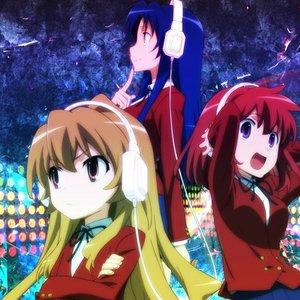 Image for 'Aisaka Taiga, Kushieda Minori, Kawashima Ami (CV: Kugimiya Rie, Horie Yui, Kitamura Eri)'