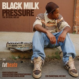Image for 'Pressure: The Official Mix CD'