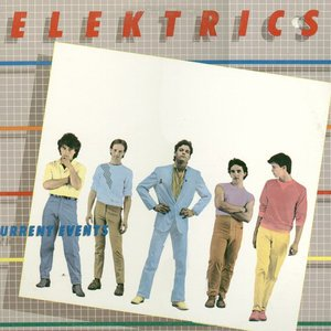 Image for 'The Elektrics'