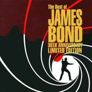 Image for 'The Best of James Bond: 30th Anniversary Limited Edition (disc 1)'