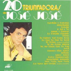 Image for '20 Triunfadoras De Jose Jose'