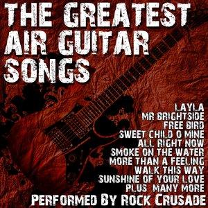 Immagine per 'The Greatest Air Guitar Songs'