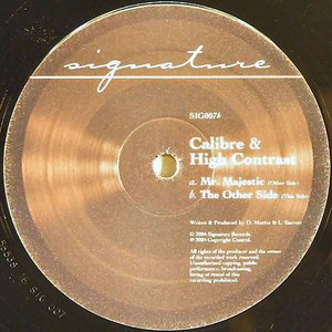 Image for 'Calibre & High Contrast'