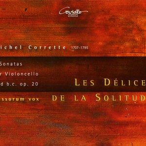Image for 'Corrette: Les delices de la solitude'