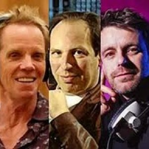 Image for 'Nick Glennie-Smith, Hans Zimmer, Harry Gregson-Williams'
