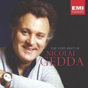 Image pour 'The Very Best of Nicolai Gedda'
