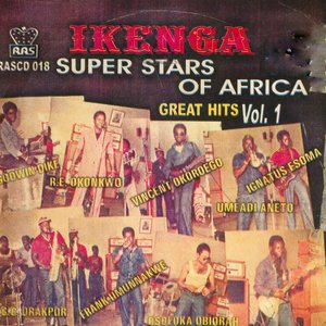Image for 'Super Stars Of Africa  Great Hits Vol.1'