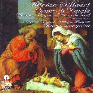 Image for 'Adrian Willaert : Vespro di Natale'