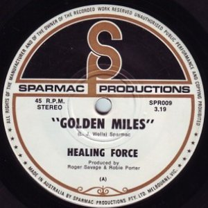 Image for 'Golden Miles'