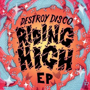 Image for 'Riding High - EP'