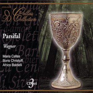 Image for 'Wagner: Parsifal: Prelude to Act 1'