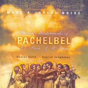Bild för 'Pachelbel/Bach: Motets'