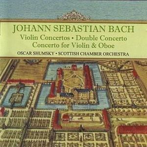 Image for 'Bach - Violin Concertos'