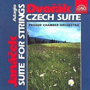 Image for 'Dvořák: Czech suite - Janáček: Suite for Strings, Adagio'