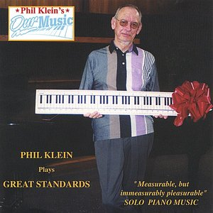 Image for 'Phil Klein Plays Great Standards'