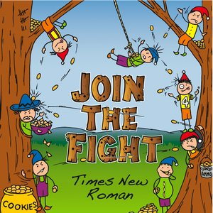 Image for 'Join The Fight EP'