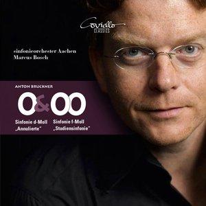 """Image for 'Bruckner: Symphony No. 00, """"Study Symphony"""" - Symphony No. 0, """"Nullte""""'"""