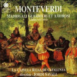 Image for 'Claudio Monteverdi: Madrigali Guerrieri Et Amorosi'