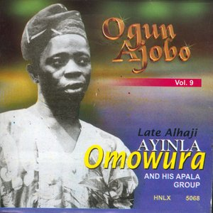 Image for 'Ogun Ajobo'