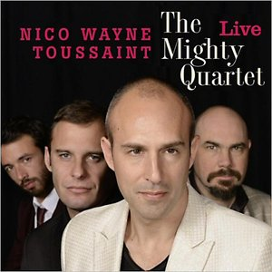 Image for 'The Mighty Quartet Live'