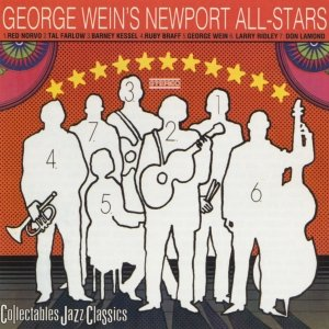 Image for 'George Wein's Newport All-Stars'