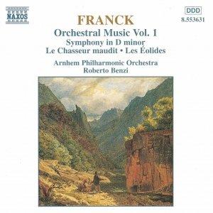 Image pour 'FRANCK: Symphony in D Minor / Le Chasseur maudit / Les Eolides'
