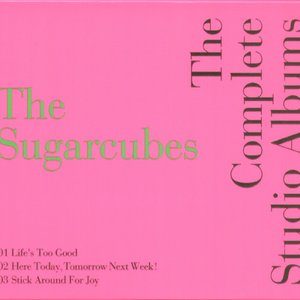 Image for 'The Complete Studio Albums'