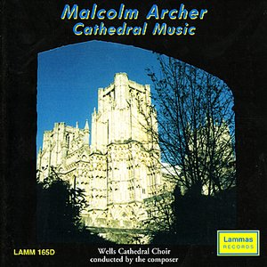 Image for 'Malcolm Archer - Cathedral Music'