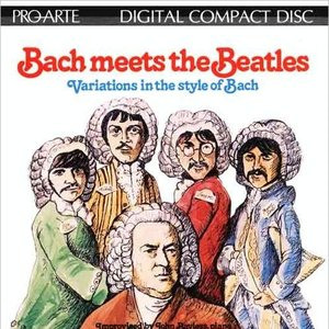 Image for 'Bach Meets the Beatles'