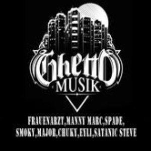Image for 'Ghetto Musik'