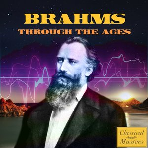 """Brahms Through The Ages""的封面"