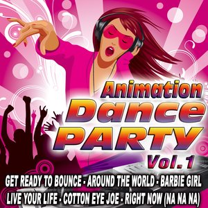 Image for 'Animation Dance Party Vol.1'