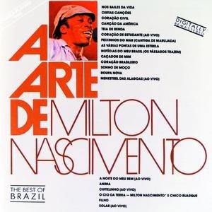 Image for 'A Arte De Milton Nascimento'