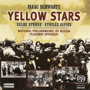 Imagem de 'Schwartz, I.: Yellow Stars'