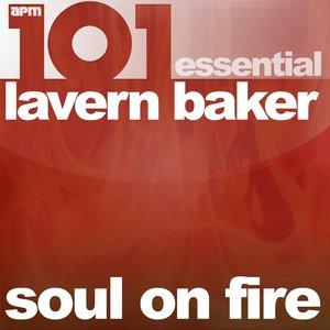 Image pour '101 - Soul On Fire - Essential Lavern Baker (feat. Ben E. King)'