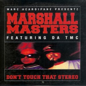 Image for 'Don't touch that stereo'