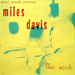 Image for 'Blue Moods'