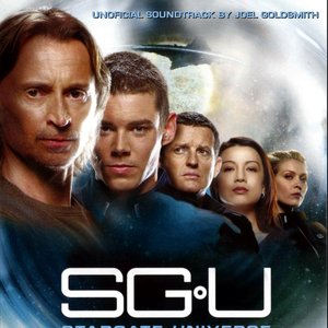 Bild för 'Stargate Universe'
