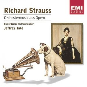 Image for 'Strauss, R: Frau ohne Schatten/Intermezzo/Orchestermusik aus Opern'