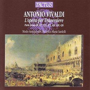 Image for 'Antonio Vivaldi: L 'Opera per Traversiere'