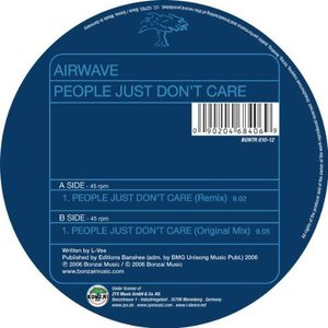 Image for 'People Just Don't Care (Original Mix)'