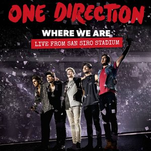 Image pour 'Where We Are: Live from San Siro Stadium'