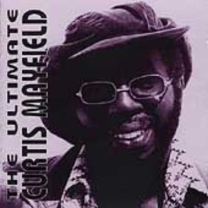 Image for 'The Ultimate Curtis Mayfield (disc 1)'