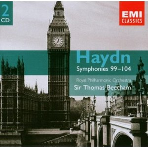 Image for 'London Symphonies No.99-104'