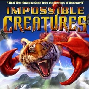"""Impossible Creatures OST""的封面"