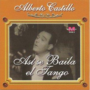 Bild für 'Alberto Castillo - Asi se baila el tango'